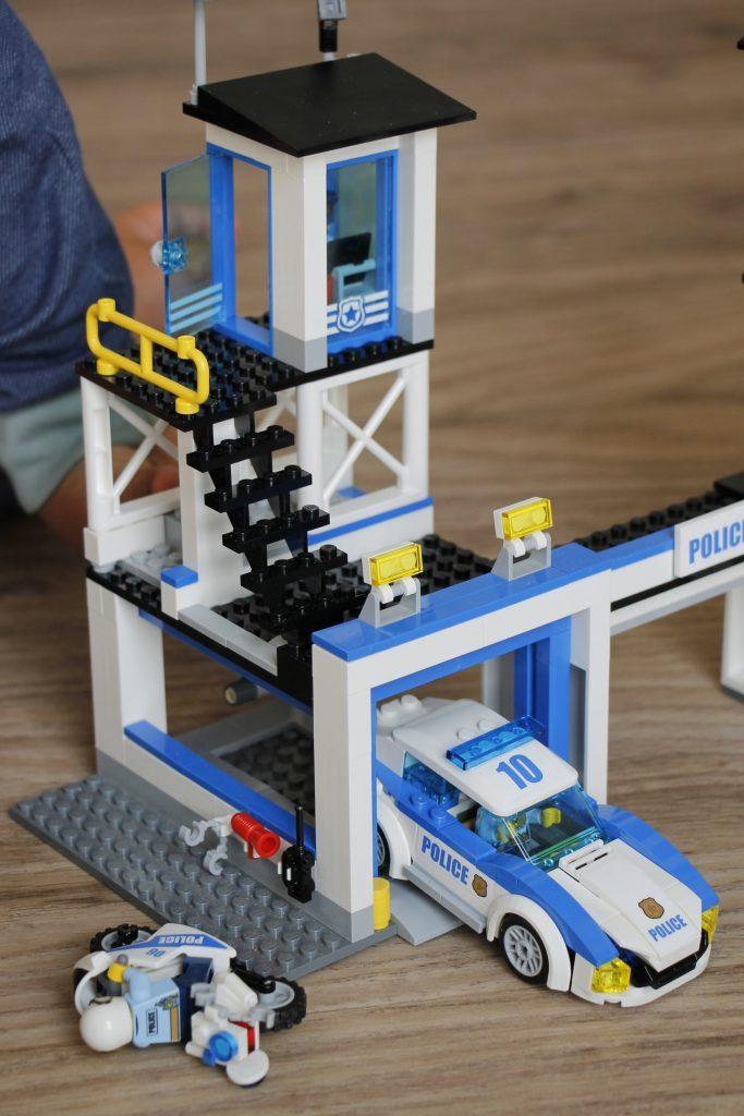 Lego Erfahrung