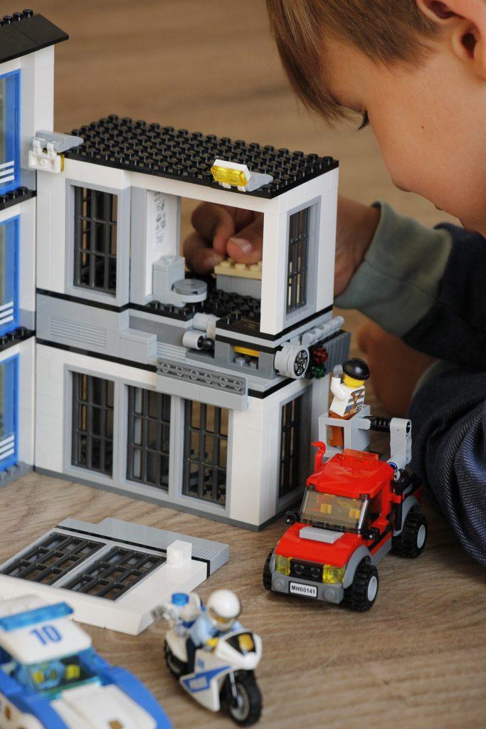 Lego Gefängnis
