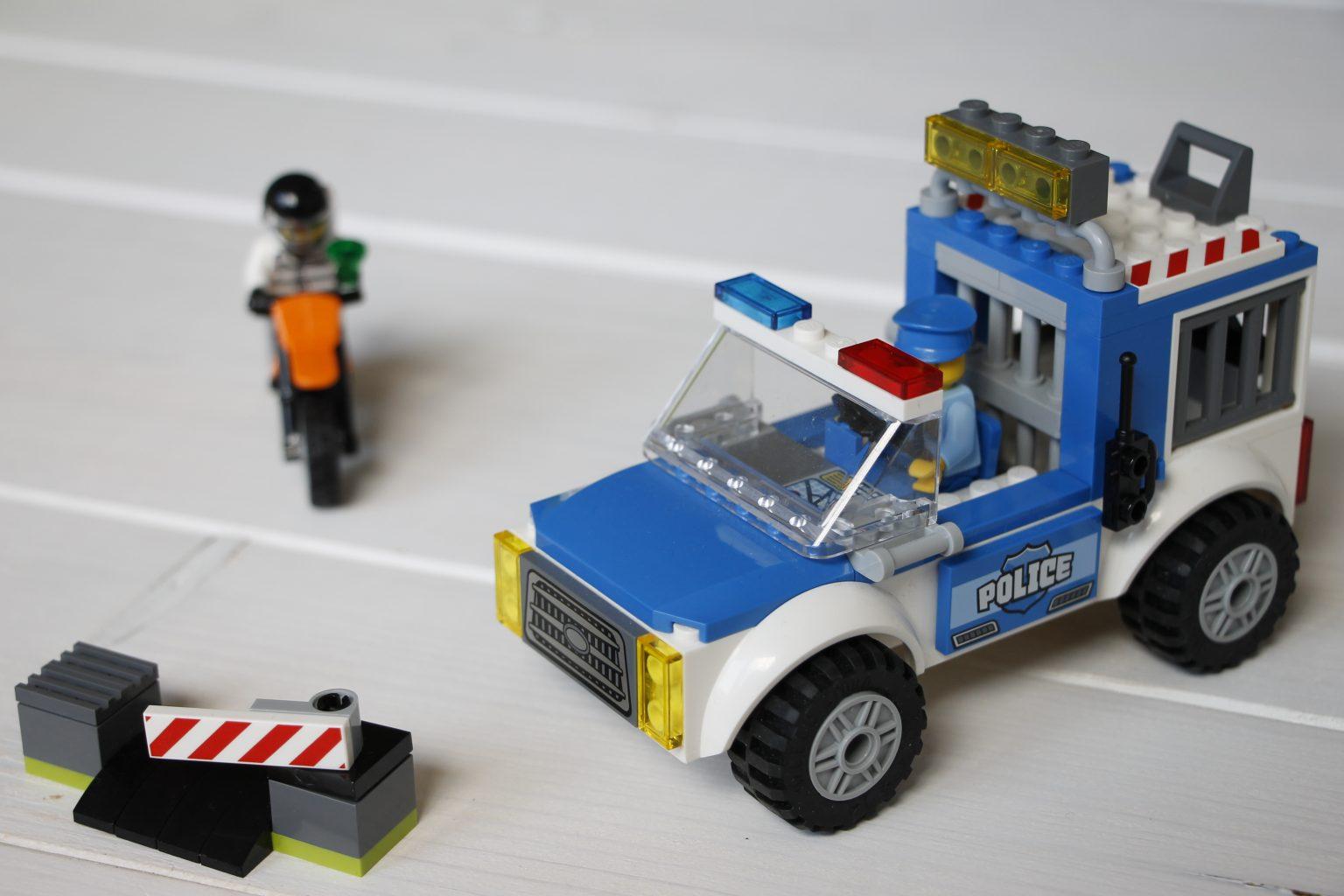 Lego Juniors Polizei