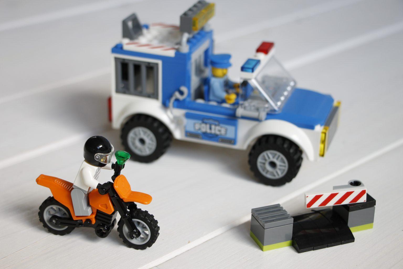 Lego Juniors Polizeiset