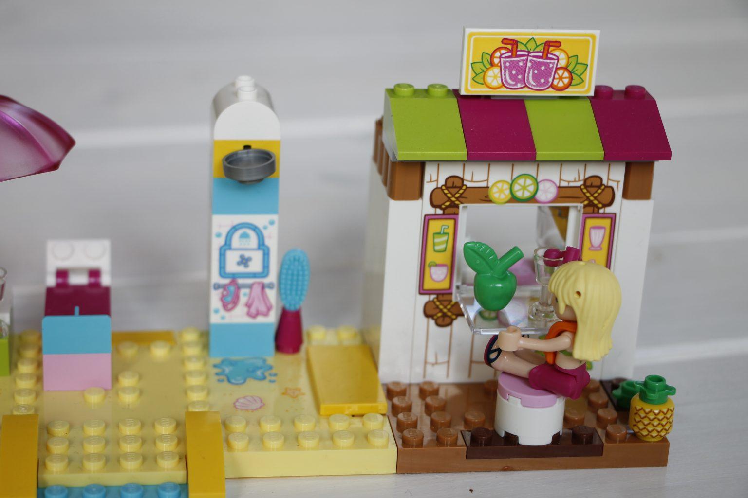 Lego Juniors Strand