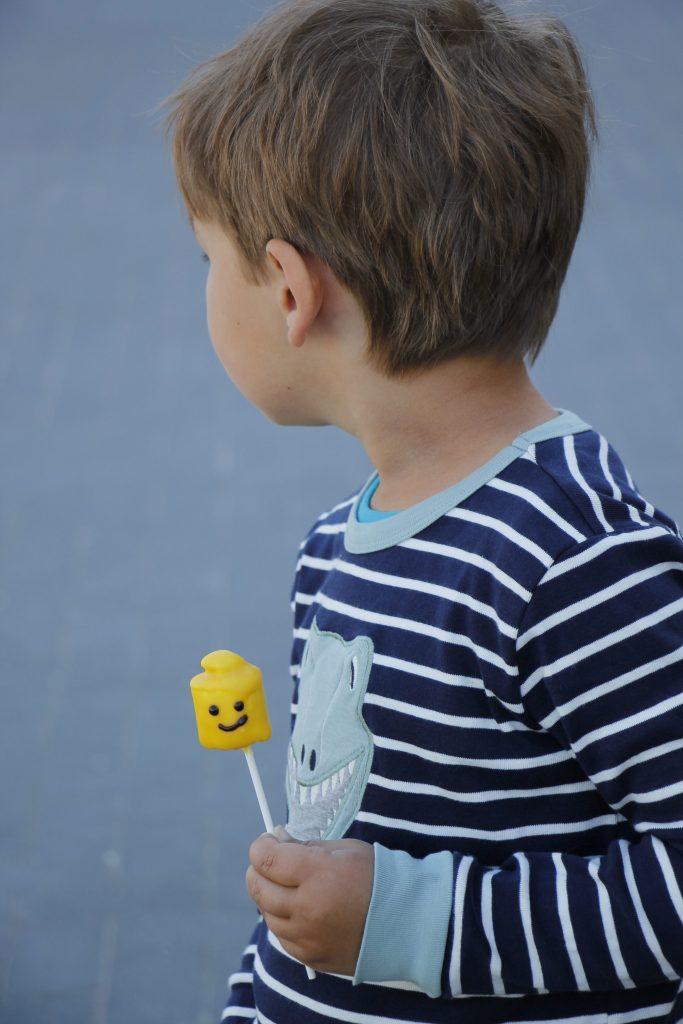 Lego Marshmallow Pops Rezept