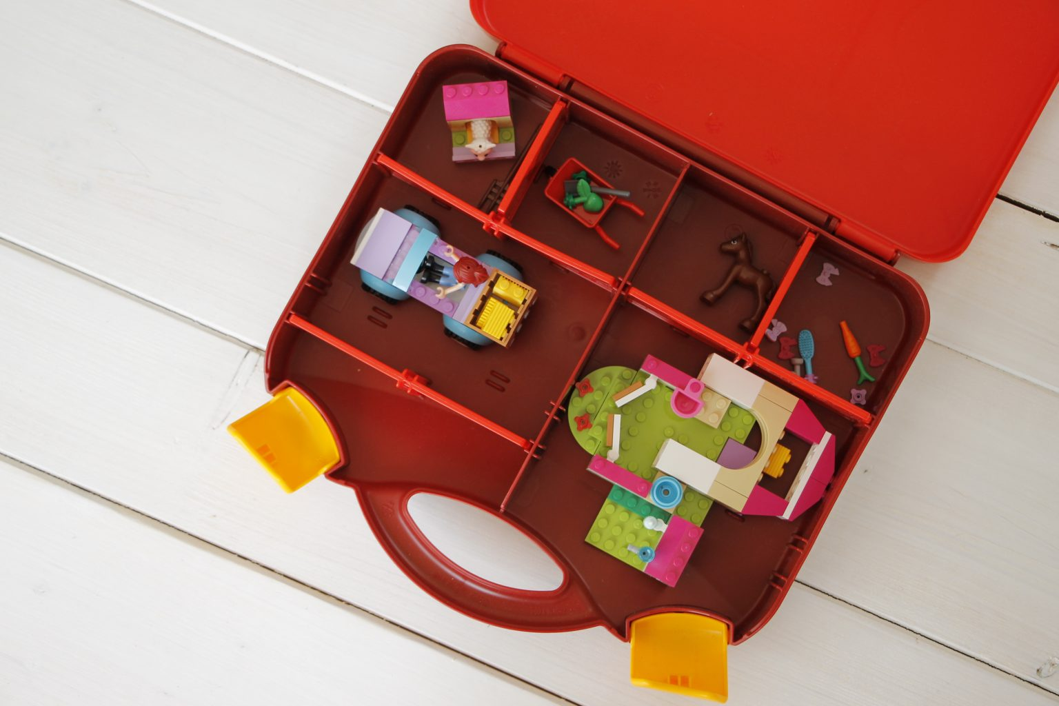 Lego Mitnehmkoffer