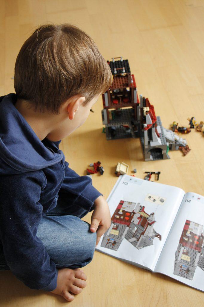 Lego Ninjago Erfahrungen