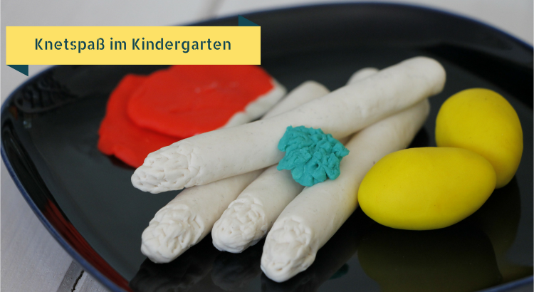 Play-Doh Aktion Kindergarten