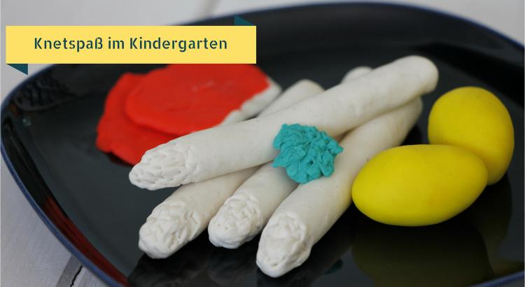 Play-Doh Aktion Kindergarten