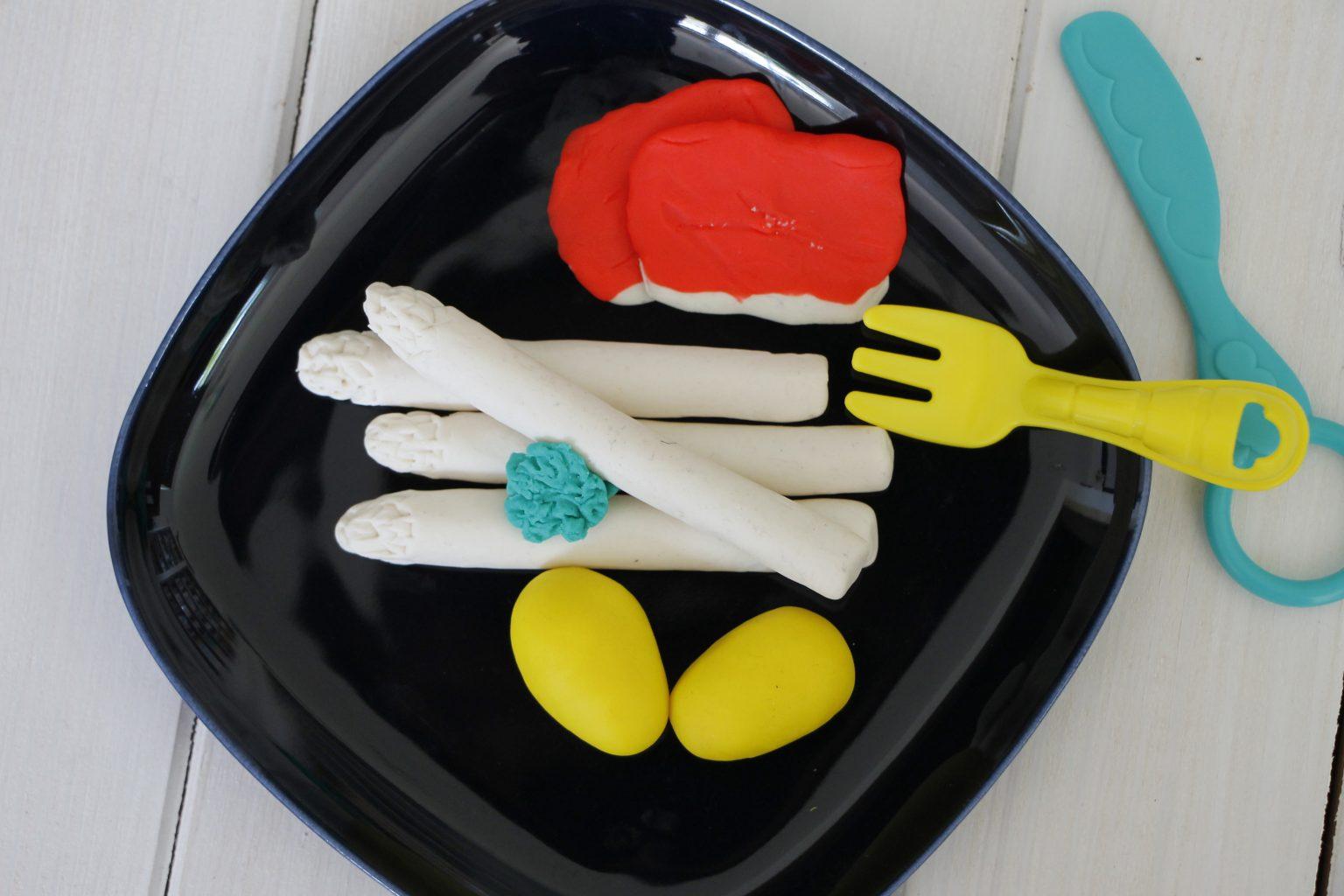 Play-Doh Knete Ideen