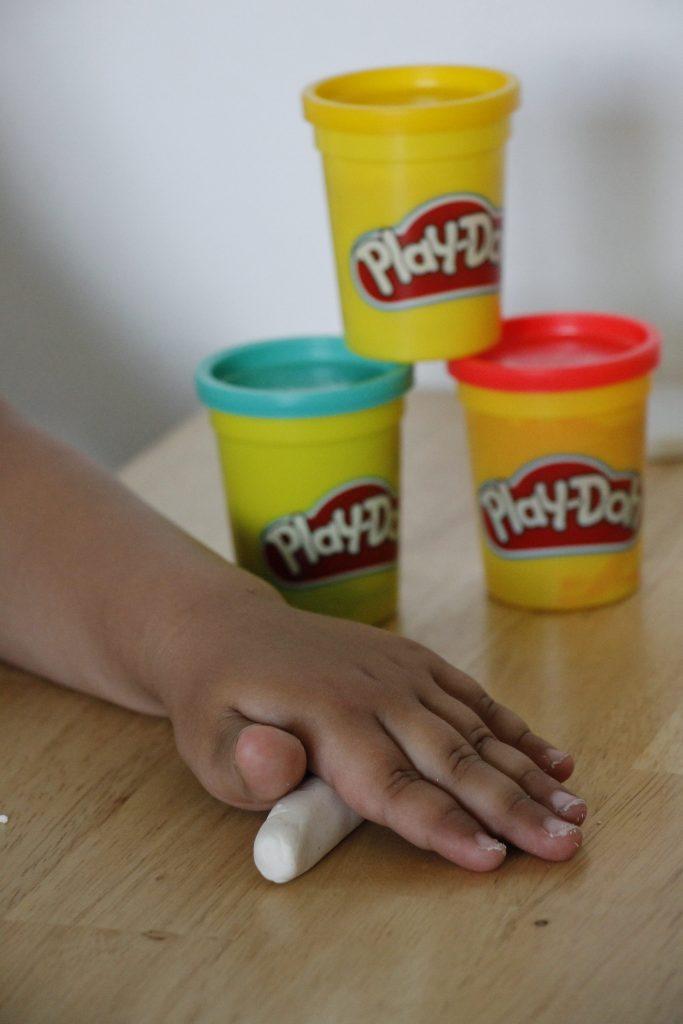 Play-Doh Knetidee