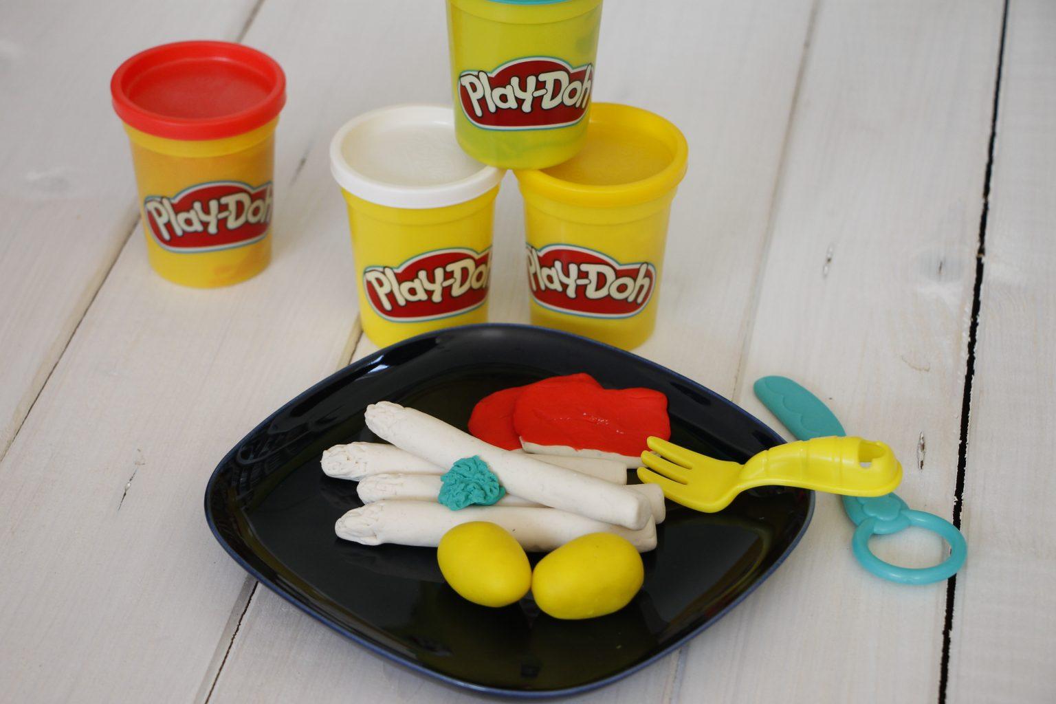 Play-Doh regionale Köstlichkeiten