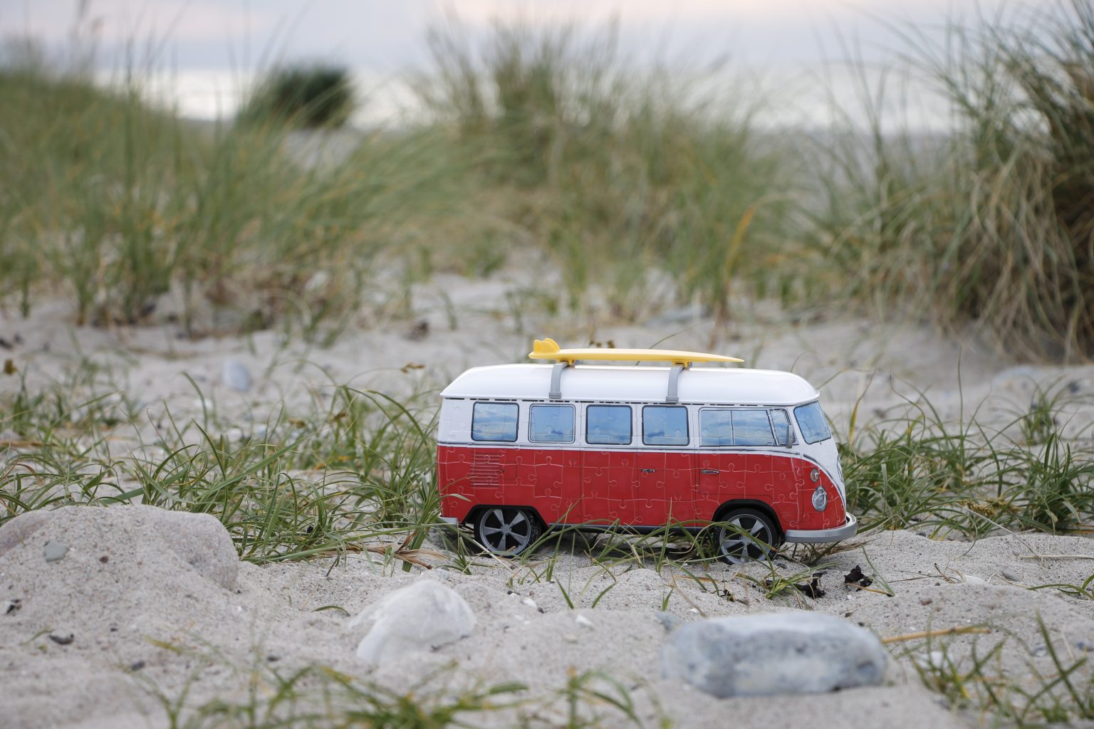 Ravensburger 3D Puzzle Volkswagen T1 Erfahrung