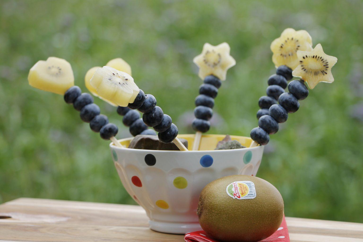 gesunder Snack Kinder Zespri