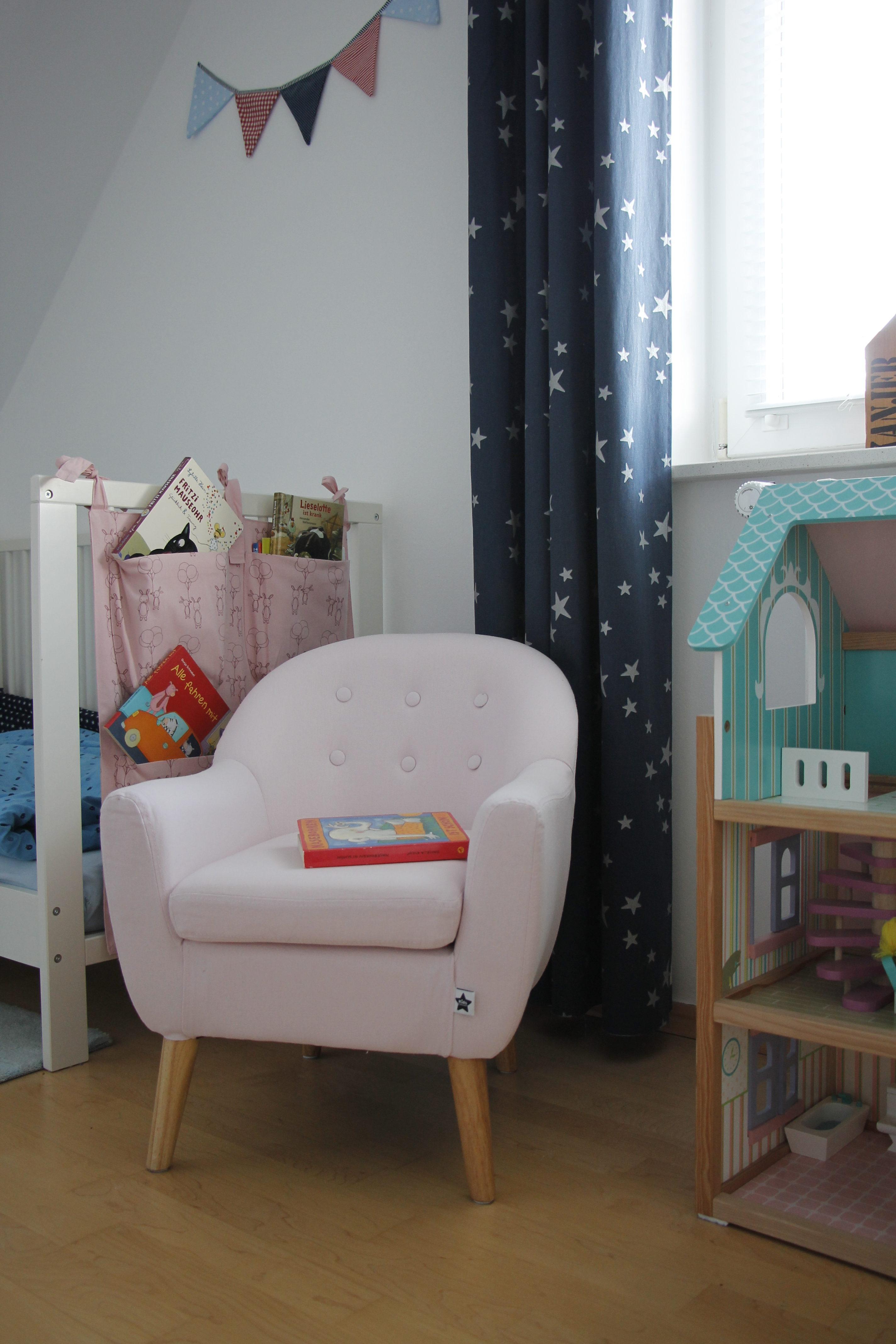 kleines Kinderzimmer einrichten - Lavendelblog
