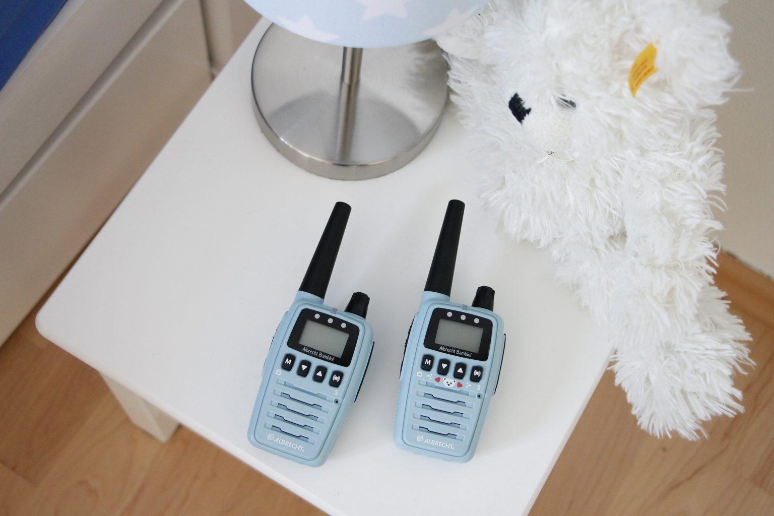 Albrecht Bambini Babyphone Test