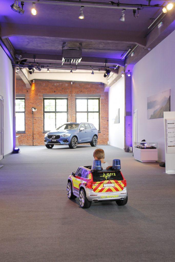 Bloggerevent Volvo Dresden