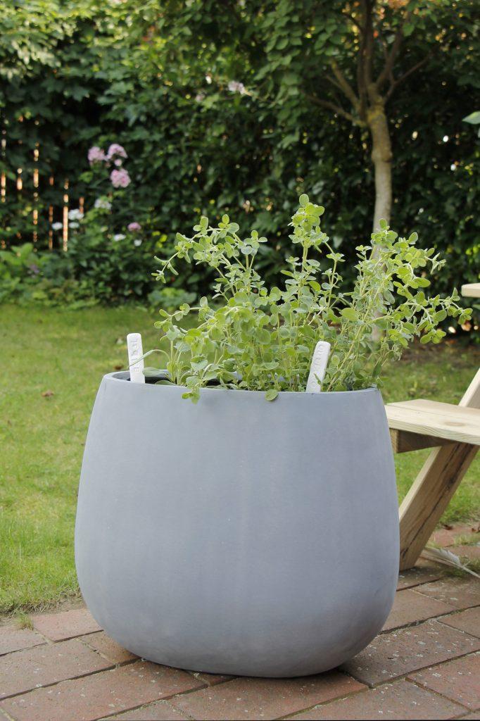 garten diy idee blumenschilder selber machen lavendelblog. Black Bedroom Furniture Sets. Home Design Ideas
