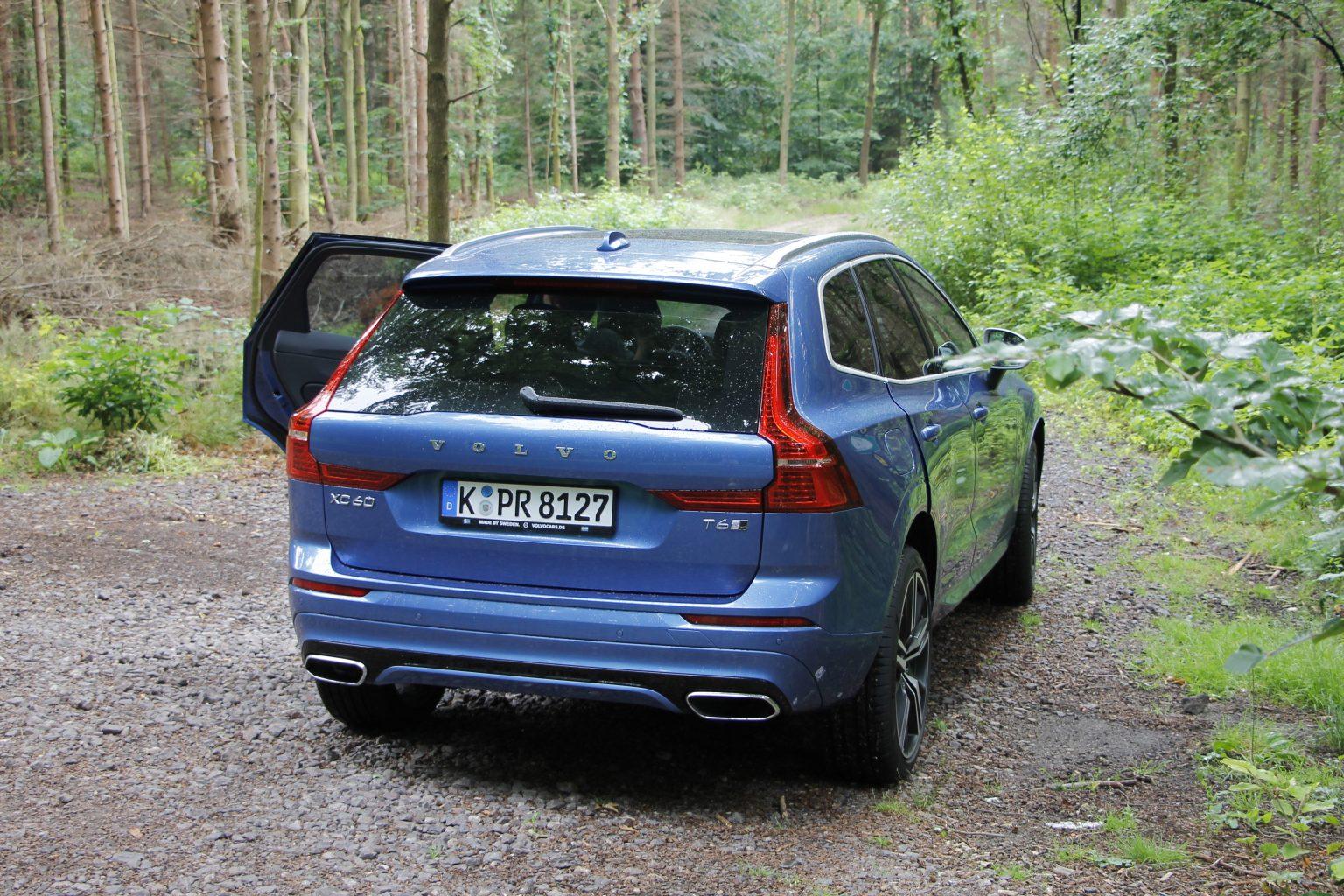 Neueinführung Volvo XC60 Dresden