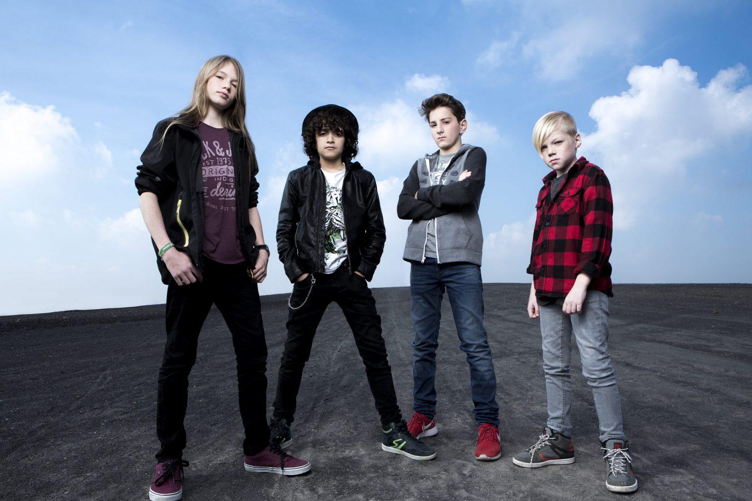 Kinder-Rockband Powerboys: Musik Für Coole Kids