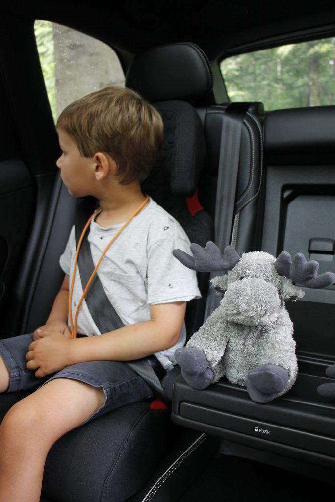 Reboarder vs. vorwärtsgerichteter Kindersitz Vergleich