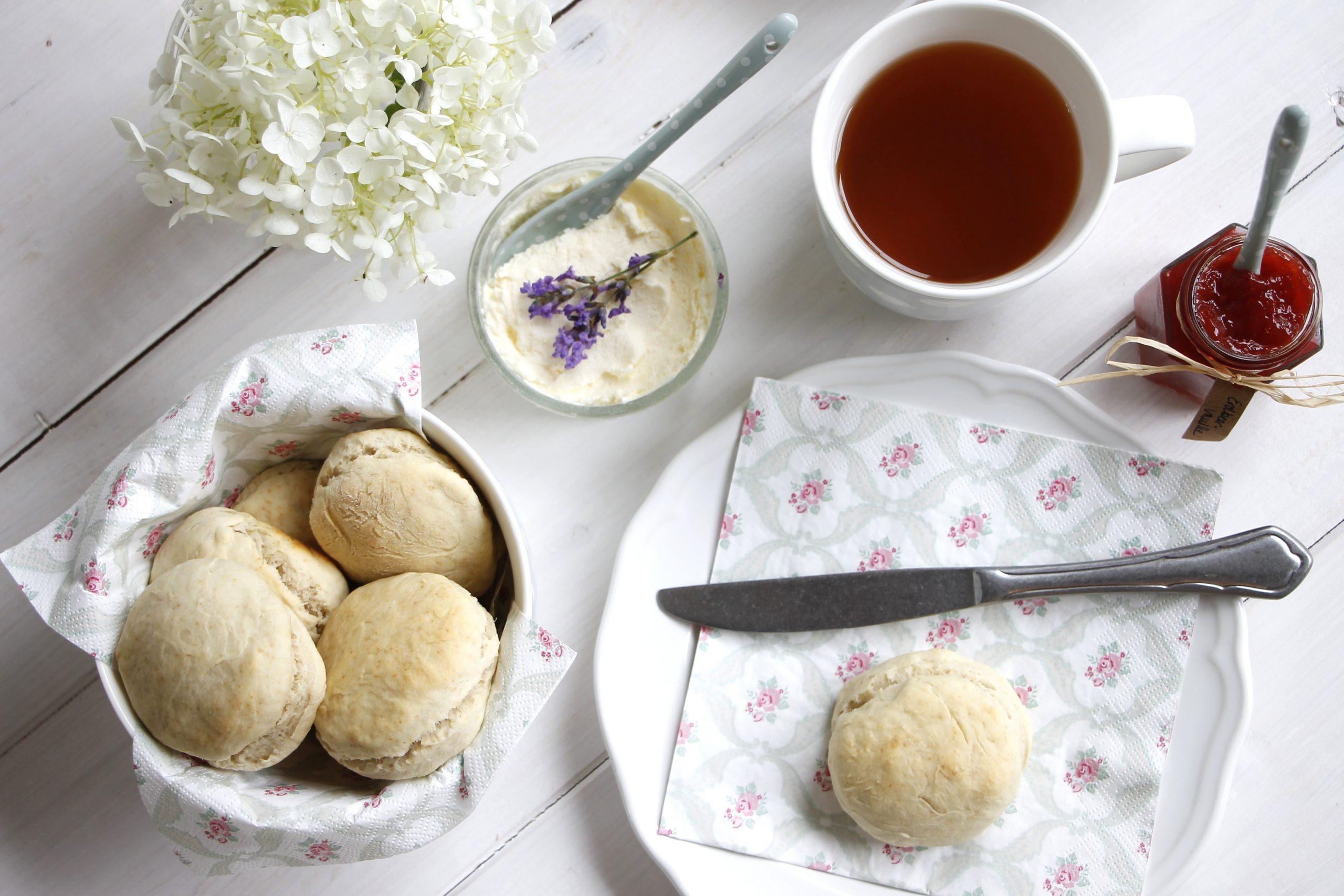 Cream Tea Rezept