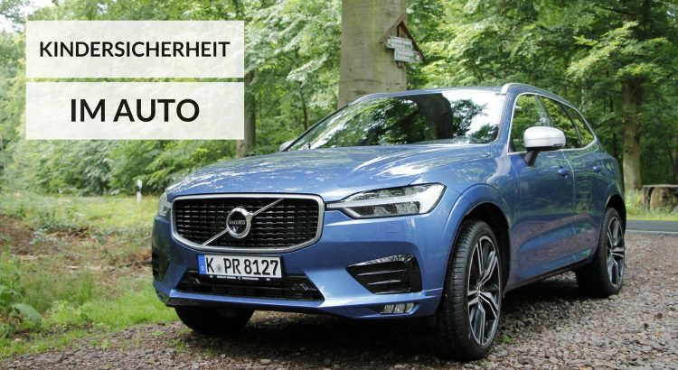 Volvo Kindersicherheit