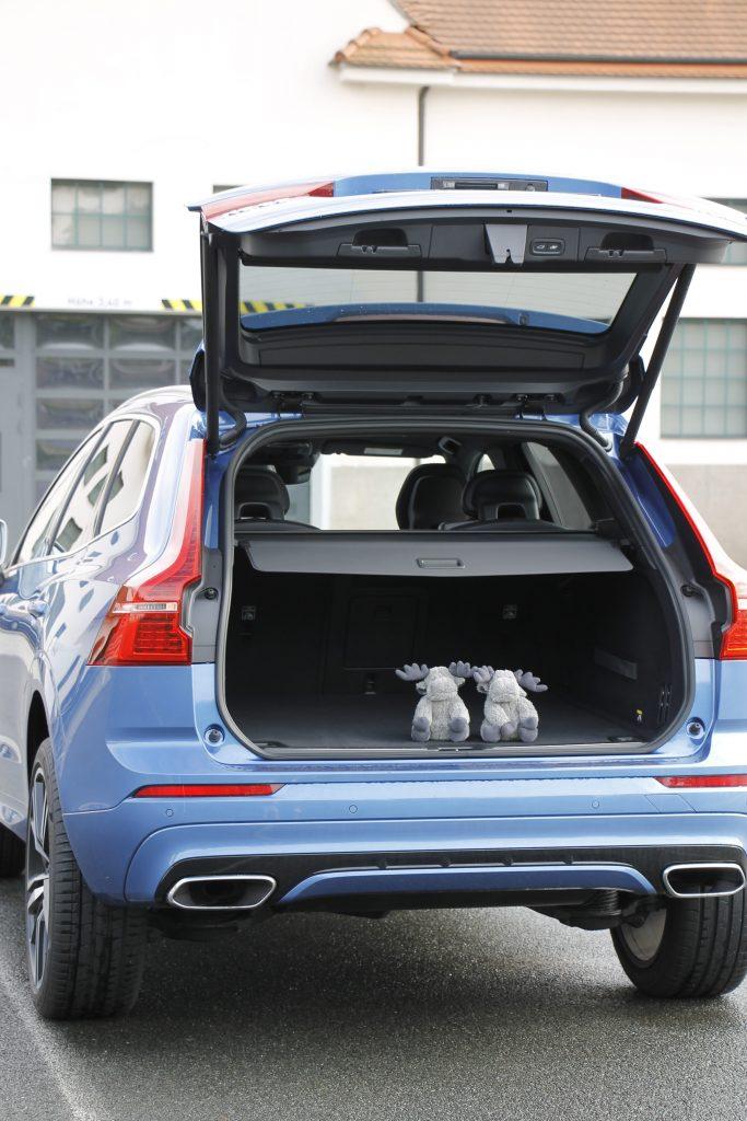 Volvo XC60 Ausstattung