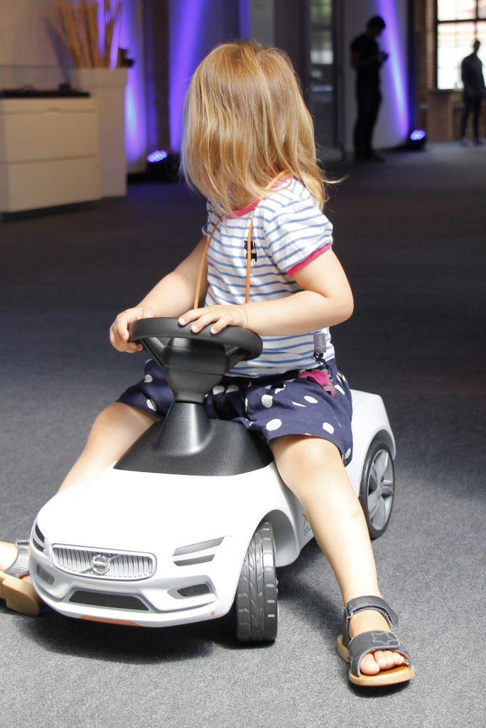 Vortrag Kindersicherheit im Auto Lotta Jakobsson