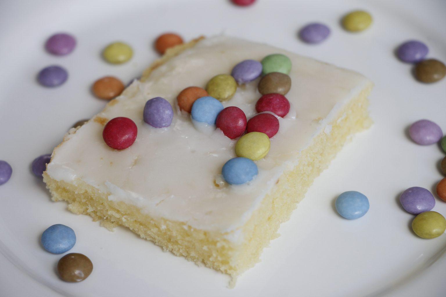 Einfacher Kuchen Zur Einschulung Buchstabenkuchen Lavendelblog