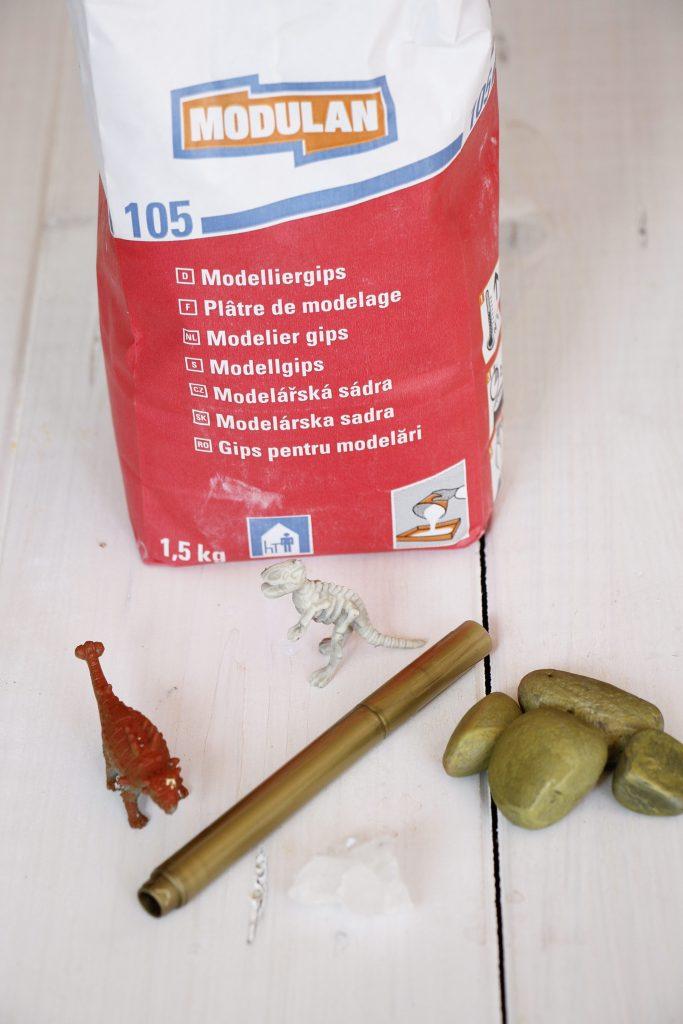 Anleitung Dinoeier selber machen
