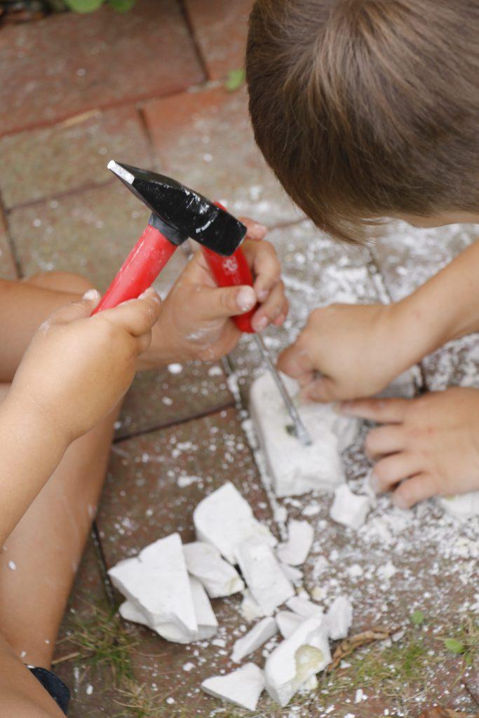 Ausgrabungsset Edelsteine
