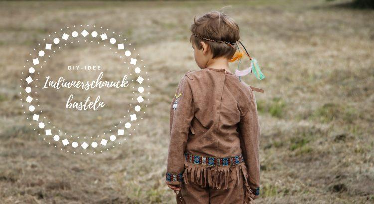 Bastelidee Indianergeburtstag