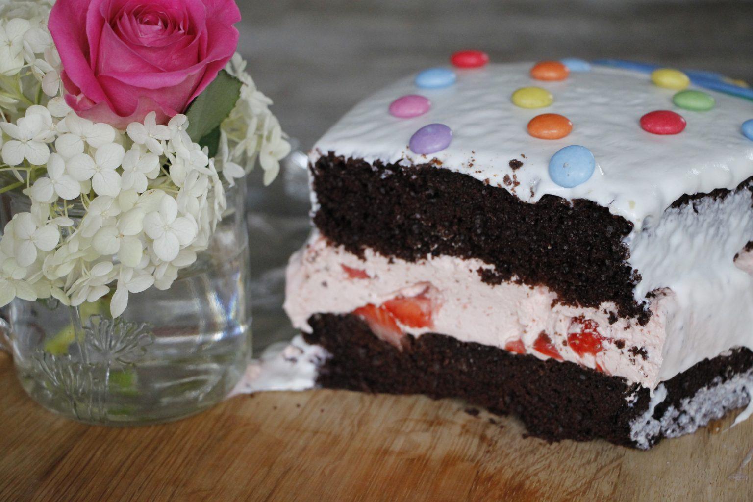 Schultüten Torte Backen Rezept Und Ideen Lavendelblog