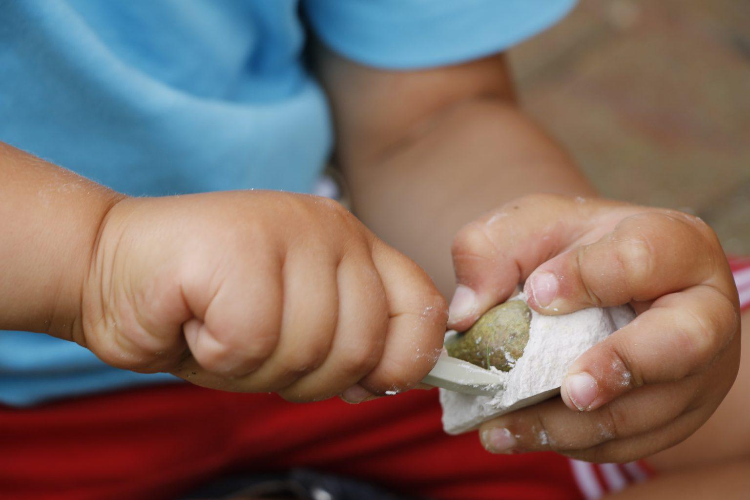 Idee Schatzsuche Kindergeburtstag