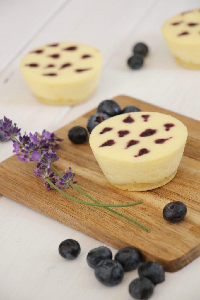 Käsekuchen Heidelbeeren Rezept