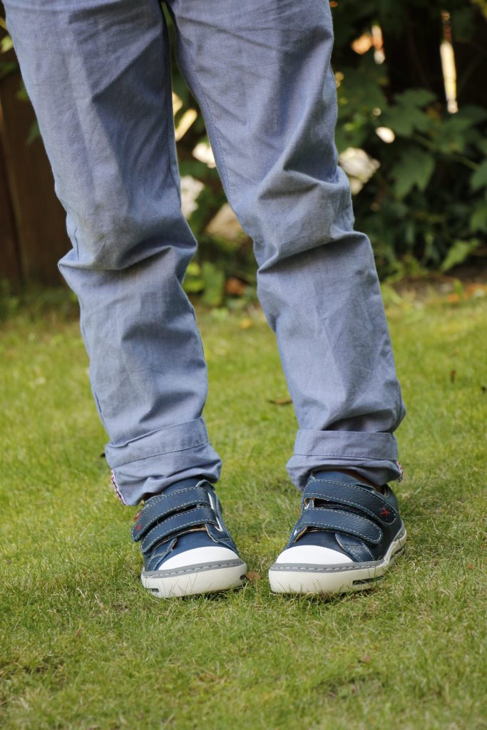 Schuhe zur Einschulung