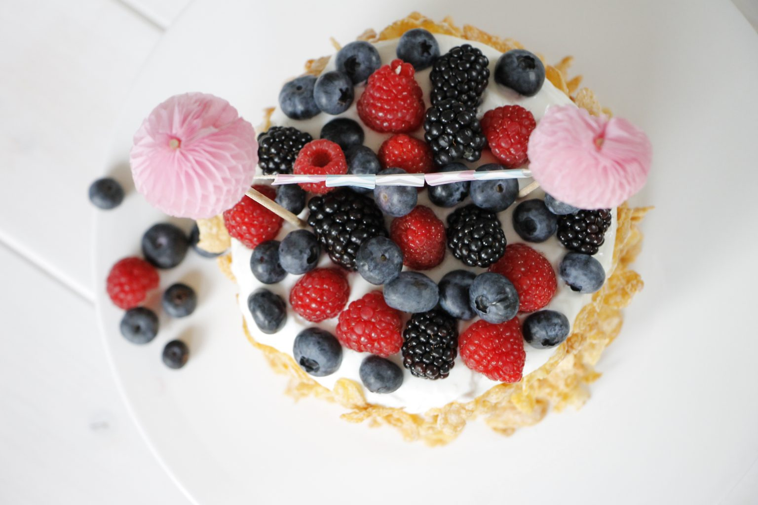 fruchtige Torte Rezept