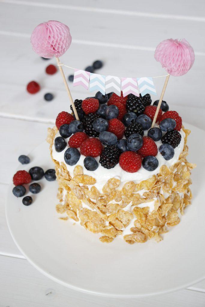 gesunde Torte Rezept