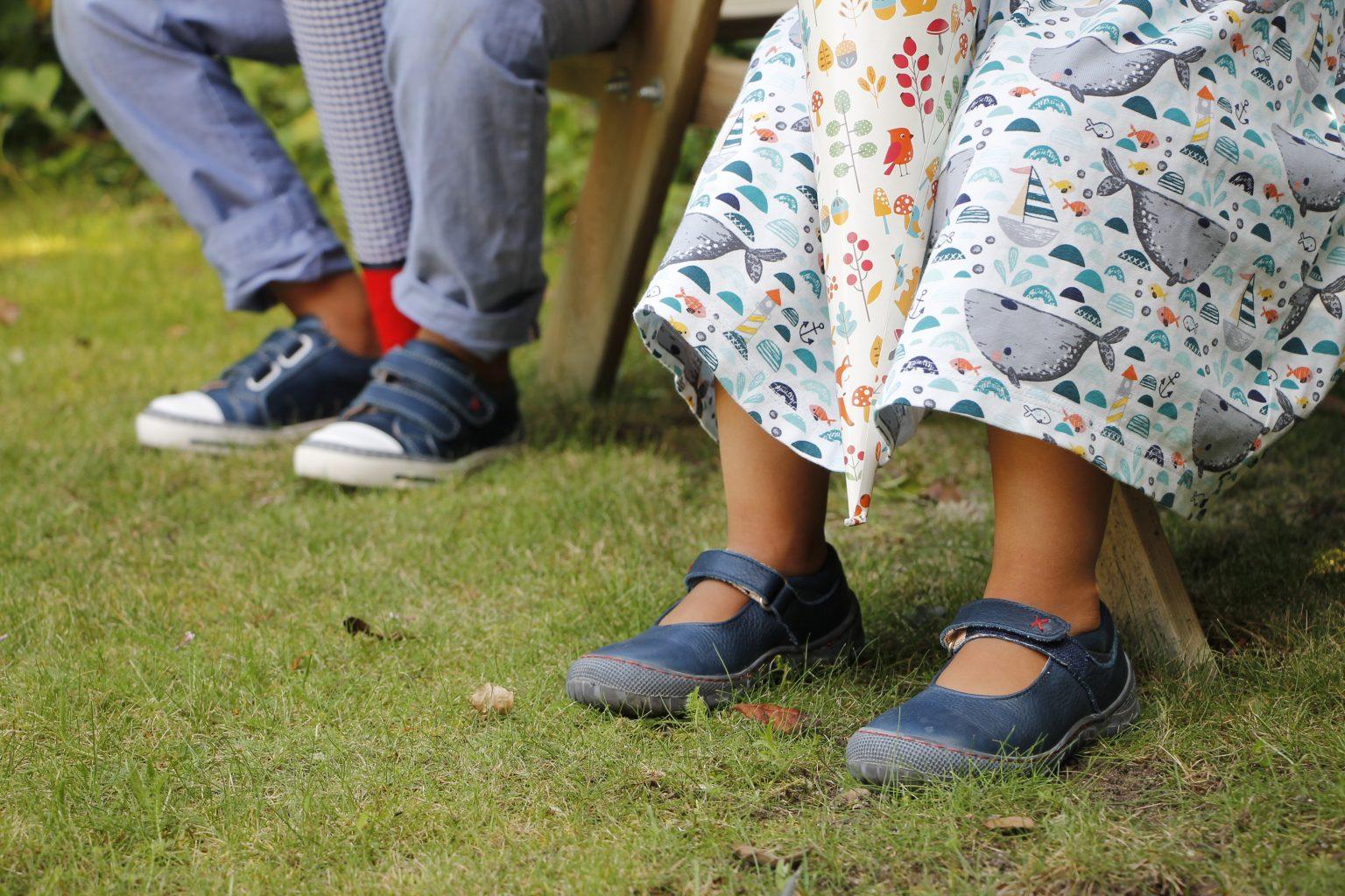 passende Schuhe zur Einschulung