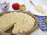 Apfelstreuselkuchen: Rezept für den Herbst