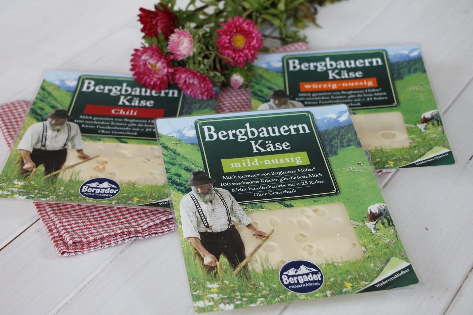 Bergader Bergbauern Käse Test