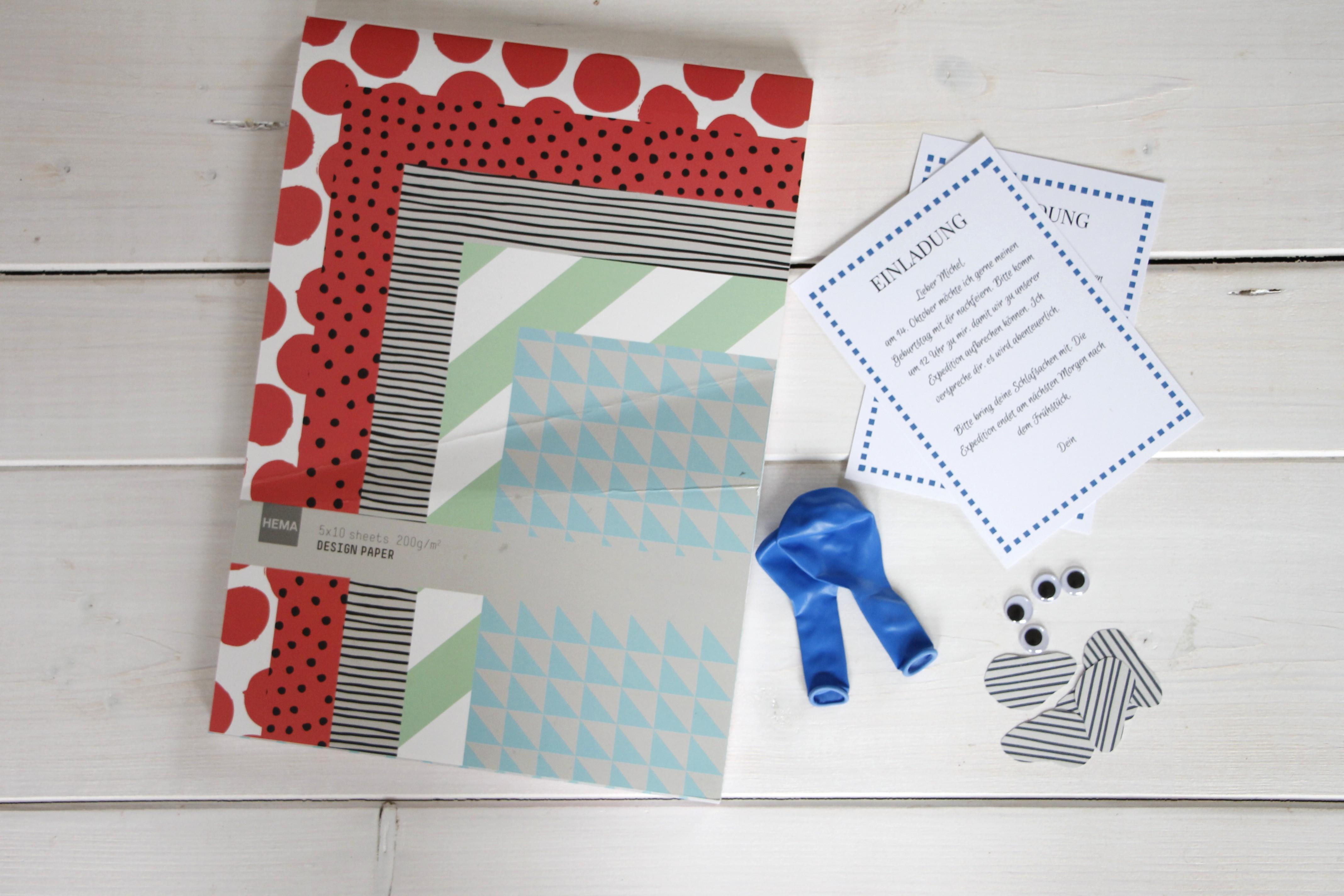 Schön Vorherige · Nächste · Einladungskarte Luftballon Elefant