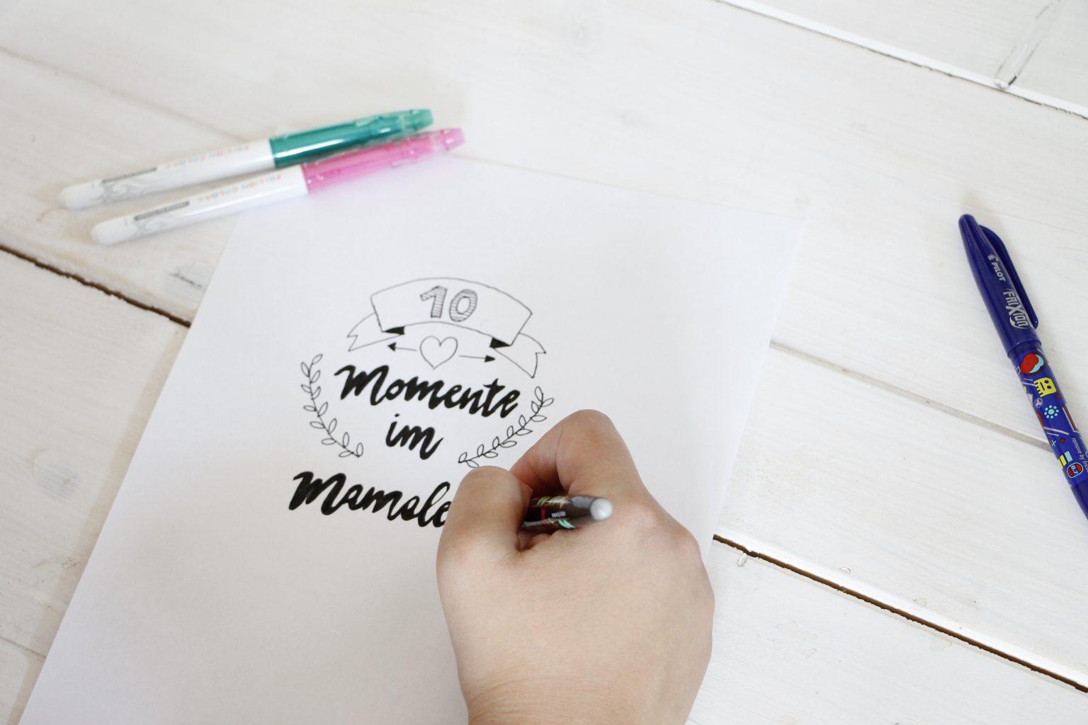 Glücksmomente im Mamaleben