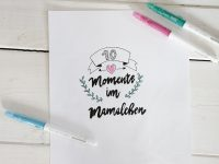 Anzeige: Die 10 schönsten und 10 schrecklichsten Momente in meinem Mamaleben mit FriXion