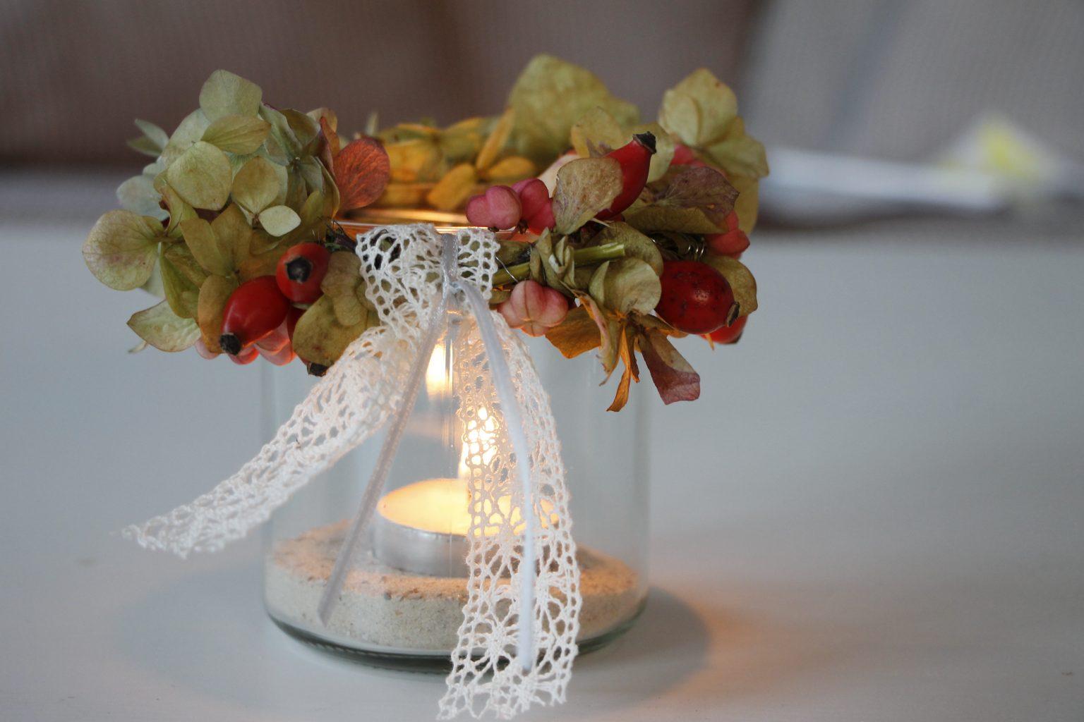 Herbstdeko Ideen