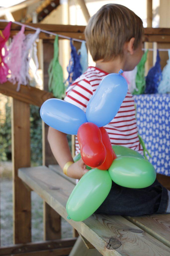 Kindergeburtstag schmücken