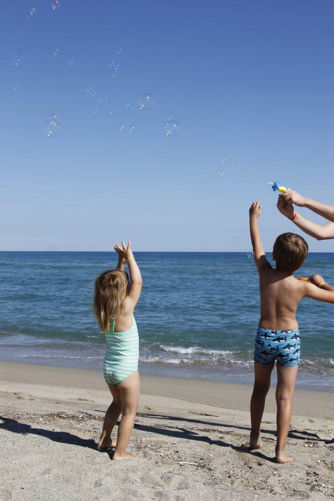 Spielidee Strand