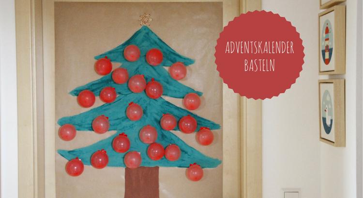 Adventskalender Basteln Ideen Fur Einen Weihnachtsbaum