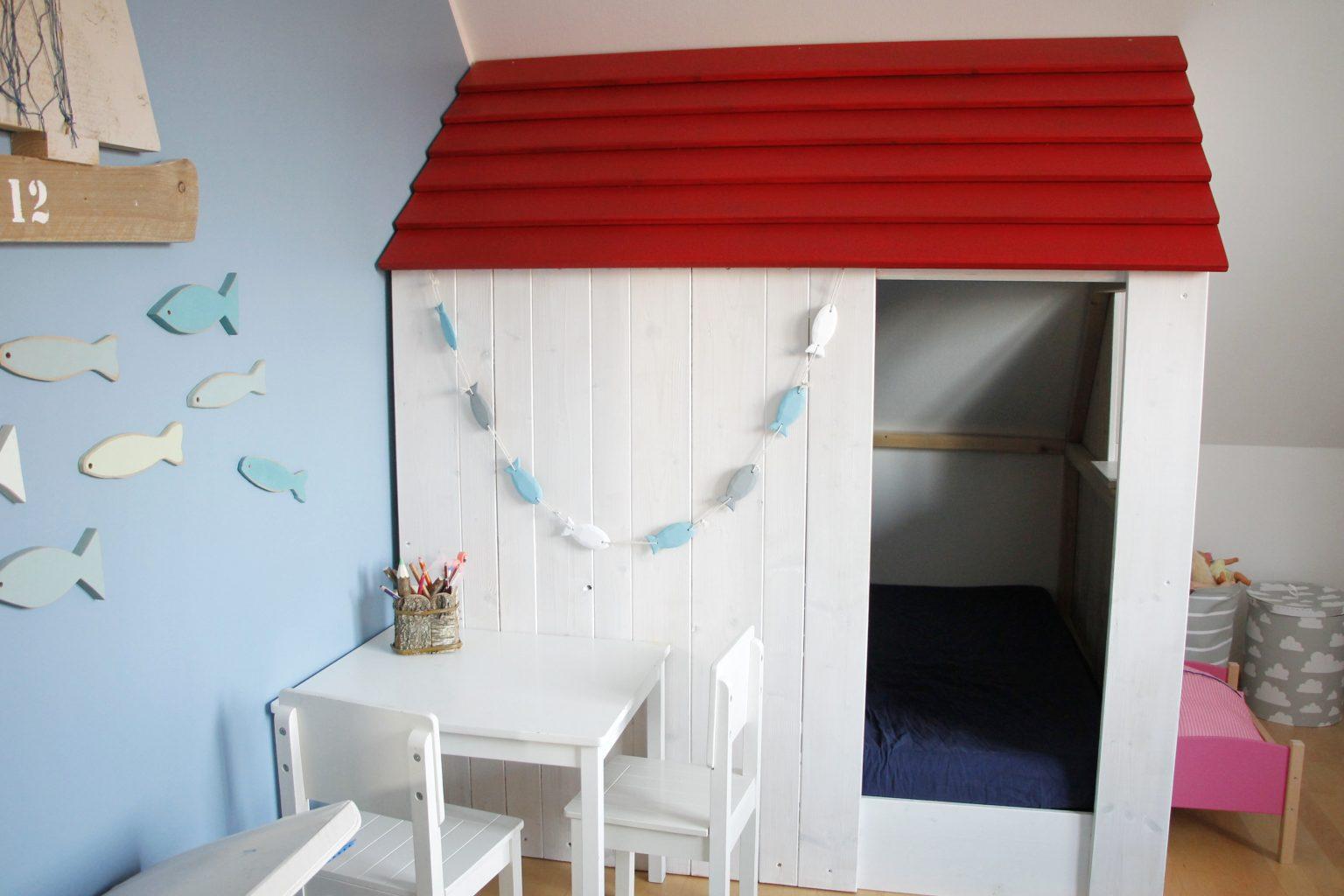 kinderzimmer-spielhaus selber bauen: holz-projekt für anfänger und