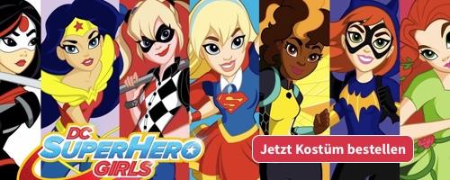 DC Super Hero Girls Visual