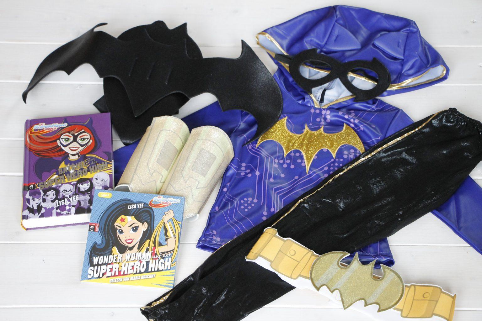 DC Super Hero Girls Gewinnspiel Fan-Paket