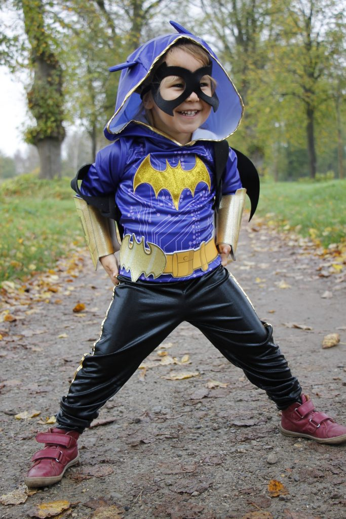 DC Super Hero Girls Kostüm Batgirl